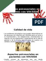 aspectos psicosociales del VIH/ SIDA