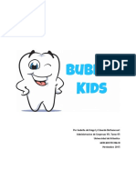 Bubble Kids (Proyecto de Mercadotecnia)