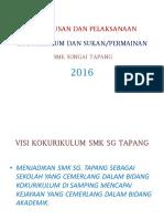 Pengurusan Dan Pelaksanaan Kokurikulum Dan Sukan Smk Sungai Tapang