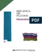 Mecanica de Fluidos BAJO Azcapotzalco