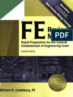 FE exam Review Manual Rapid