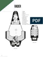 Traveller 2D Deckplans BW