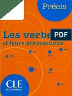 Précis - Les verbes et leurs prépositions