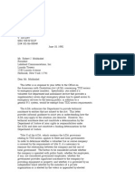 US Department of Justice Civil Rights Division - Letter - cltr018