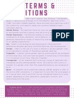 LGBT Terms & Definitions