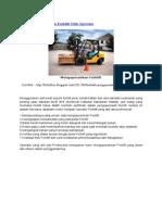 Artikel Forklift