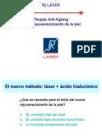 RJ LASER Terapia Anti Ageeing
