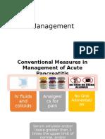 Management of Acute Pancreatitis-edited