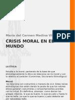 Crisis Moral en El Mundo