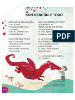 Cancion Con Dragon y Todo