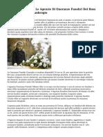 Mafia, Sequestrate Le Agenzie Di Onoranze Funebri Del Boss Di Porta Nuova D'Ambrogio