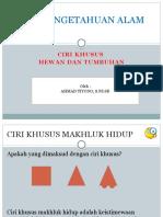 dokumen.tips_ciri-khusus-makhluk-hidup-5584aa4cc0aef.pptx