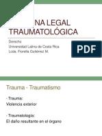 Tema 4. Parte 1. Traumatología