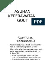 Askep Gout.ppt