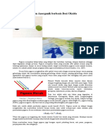 Pigmen Anorganik Berbasis Besi Oksida