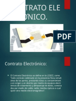 Contrato Electronico. Tema 8