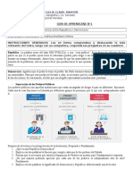4°D - GUIA DE REPUBLICA Y DEMOCRACIA