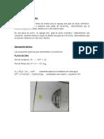 Ferrocianuro de potasio es también uno de los dos compuestos presentes en la solución indicadora ferroxyl.docx