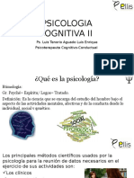 Psicologia Cognitiva II