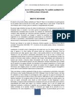 Valerie P . Hans Juicio Por Jurados - Breve Informe