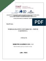 MANUAL NORMALIZACIÓN CONTABLE III - NIIF III - CASUÍSTICA.doc