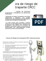 Cámara de Riesgo de Contraparte CRCC
