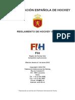 Reglamento de Hockey Sala 2015