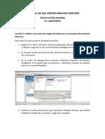 Tutorial de SQL Server Analysis Services Lab 02 Cesar