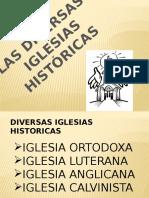 lasdiversasiglesiashistricas-121211213157-phpapp01.pptx