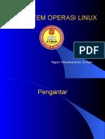 Minggu I - Pengantar Sistem Operasi