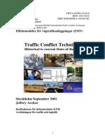 Traffic Conflict Technique