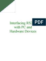 RS232 Interfacing
