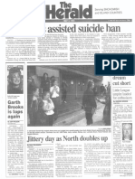 North Middle School Closure -- Herald 05.04.1994
