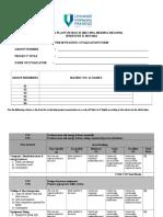 Process  Plant Design II Rubric for Presentation 1.doc