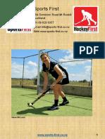 Sports First Hockey 2016