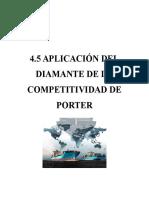 Aplicacion Del Diagrama de Porter