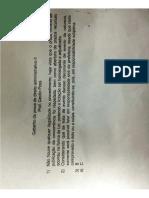 Gabaritos - Direito Administrativo