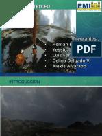 Refinacion Presentacion de Origen Del Petroleo