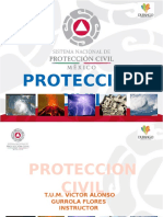 Induccion a La Proteccion Civil 2012