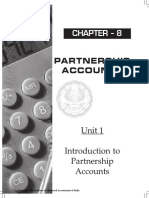 Ch 8 - Partnership