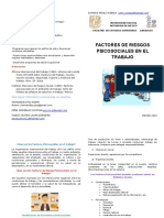 Folleto de Factores Psicosociales (1)