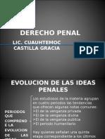 4. Clase 4 (Evolucion de Las Ideas Penales)