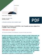 Testo de António Barreto