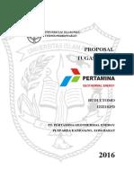 Proposal PGE