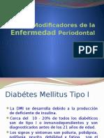Modificadores de La Enfermedad Periodontal