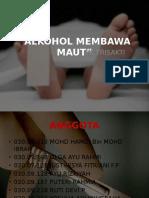 Alkohol Membawa Maut Fix