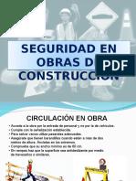 Seguridad en Obras de Construcción