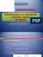 Conversion de Senales