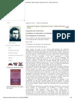 Educación Popular y Educación Formal - Textos de Paulo Freire