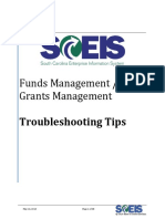 FM-GM Troubleshooting Tips